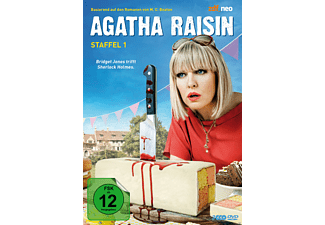 Agatha Raisin - Staffel 1 - (DVD)