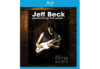 Jeff Beck - Jeff Beck performing this week... live at ronnie scott's - (Blu-ray)