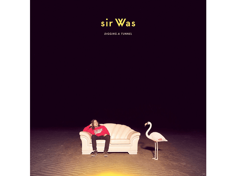 Sir Was - Digging A Tunnel [CD]