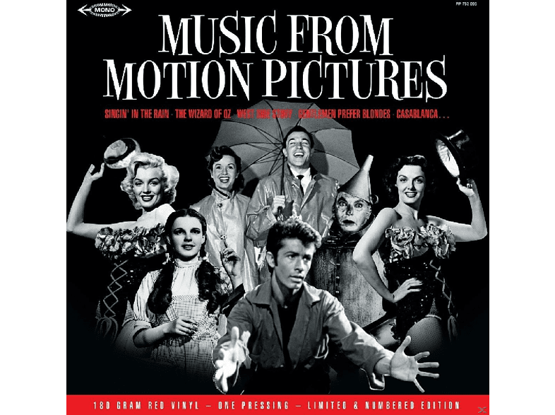 Various - Music From The Motion Pictures [Vinyl]