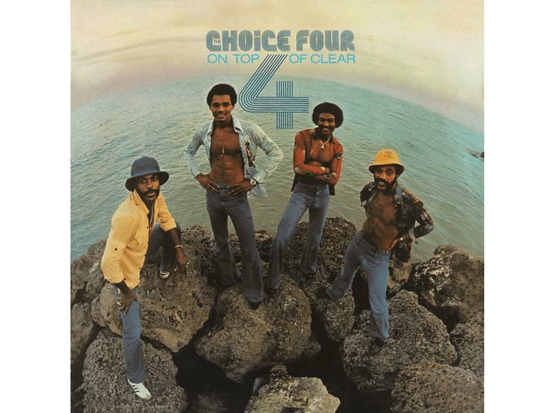 The Choice Four - On Top Of Clear (Expanded Edit [CD]