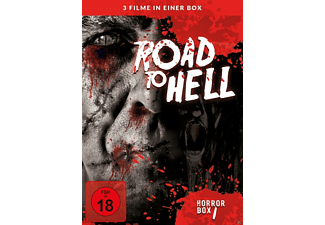 Road To Hell - Horror Box 1-3 [DVD]