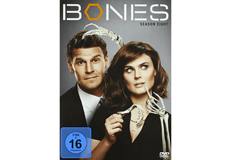 Bones - Staffel 8 [DVD]