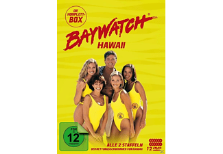 Baywatch Hawaii - Staffel 1-2 (Komplettbox) (12 Discs) [DVD]