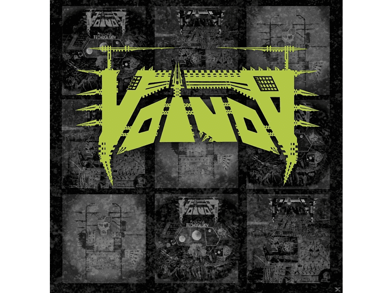 Voivod - Build Your Weapons-Very Best Of The Noise Years [CD]