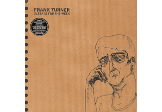 Frank Turner - Sleep Is For The Week (10th Anniversary Edition) [LP + Download]