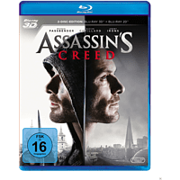 Assassin's Creed [3D Blu-ray (+2D)]