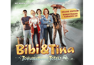 VARIOUS - Soundtrack zum Film 4: Tohuwabohu total (Deluxe Edition) [CD]