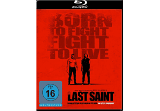 Urban Movie Double Feature: The Last Saint - God Loves The Fighter - (Blu-ray)