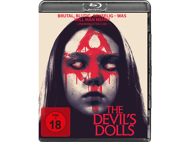 Devil's Dolls [Blu-ray]