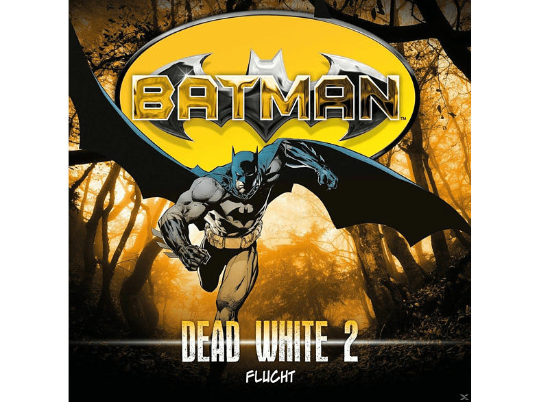 John Shirley - Batman: Dead White-Folge 2 - (CD)