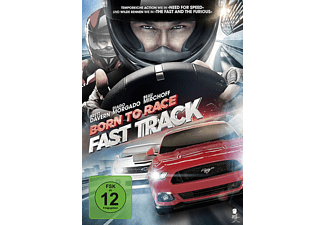 Born To Race - Fast Track - (DVD)