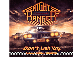 Night Ranger - Don't Let Up (Deluxe Edition Digipak) - (CD + DVD Video)