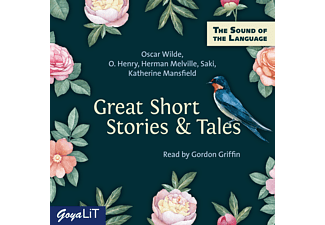 Great Short Stories & Tales - 1 CD - Literatur/Klassiker