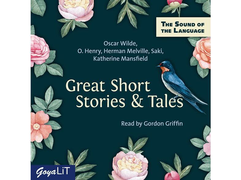 VARIOUS - Great Short Stories & Tales - (CD)