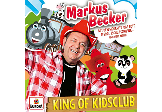 Markus Becker - King Of Kinderclub - (CD)