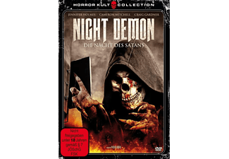 Night Demon-Die Nacht des Satans - (DVD)