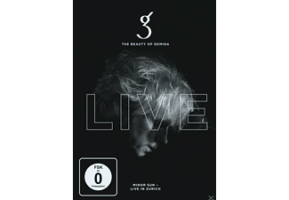 The Beauty Of Gemina - Minor Sun-Live In Zurich (DV - (DVD)