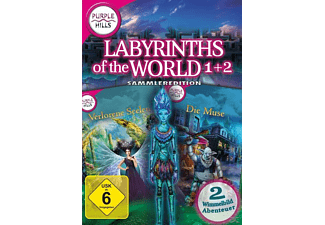 Labyrinths of the World 1&2 (Purple Hills) - PC