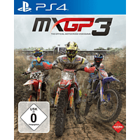 MXGP3 - The Official Motocross Videogame  [PlayStation 4]