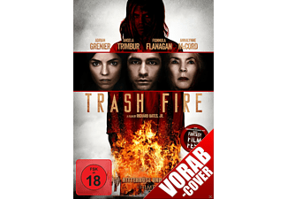 Trash Fire - (DVD)