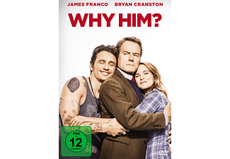 Why Him? - (DVD)