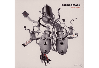 Gorilla Mask - Iron lung - (CD)