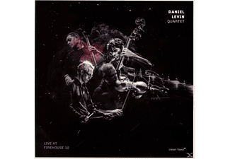Daniel Levin - Live at Firehouse 12 - (CD)
