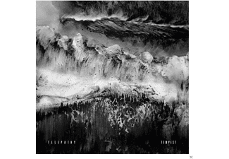 Telepathy - Tempest (180gr./Download & Etching) - (LP + Download)