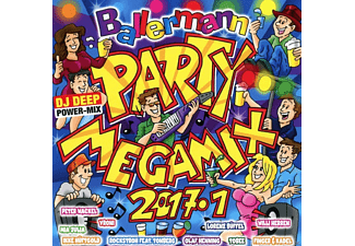 VARIOUS - Ballermann Party Megamix 2017.1 - (CD)