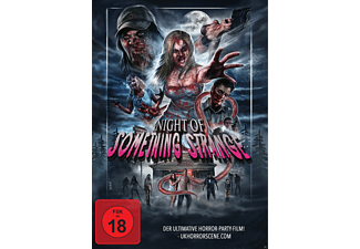 Night of Something Strange - (DVD)