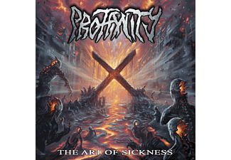 Profanity - The Art Of Sickness - (CD)