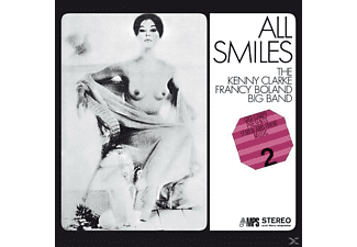 Kenny & Francy Boland Big Band Clarke - All Smiles - (CD)