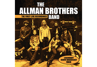 The Allman Brothers Band - The First Live Recordings - (CD)