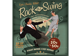 VARIOUS - Rock That Swing-Festival Compilation Vol.4 - (CD)