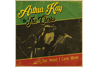 Arthur & The Clerks Kay - The Night I Came Home - (CD)