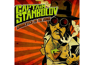Captain Stambolov - Connected To The Stars - (CD)