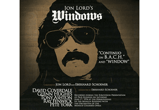 Jon Lord - Windows (2017 Reissue) - (CD)