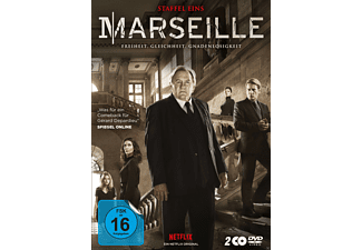 Marseille - Staffel 1 - (DVD)