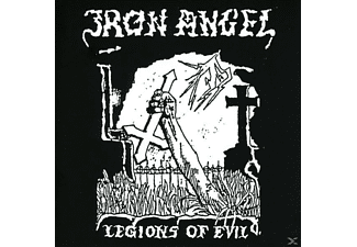 Iron Angel - Legions Of Evil - (CD)