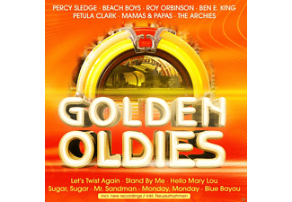 VARIOUS - GOLDEN OLDIES - (CD)