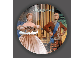 VARIOUS, O.S.T. - KING AND I (PICTURE DISC) - (Vinyl)