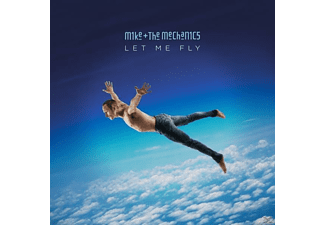 Mike & The Mechanics - Let Me Fly - (Vinyl)