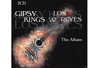 Los Reyes, Gipsy Kings - GIPSY KINGS+LOS REYES-The Album - (CD)