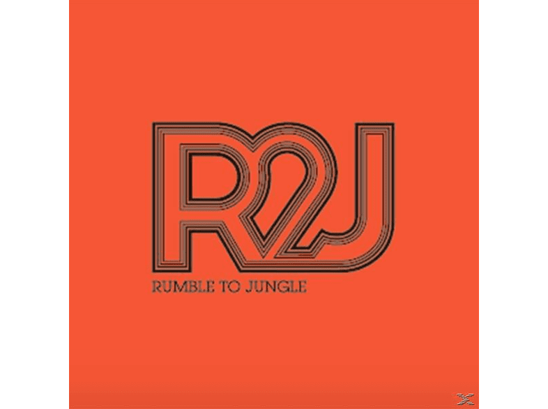 Rumble 2 Jungle - R2J [CD]