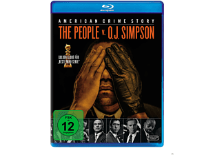 American Crime Story - Staffel 1 - The People vs. O.J. Simpson - (Blu-ray)