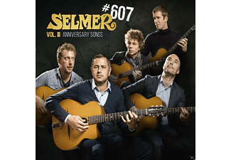 Selmer  607 - ANNIVERSARY SONGS Vol.3 - (CD)