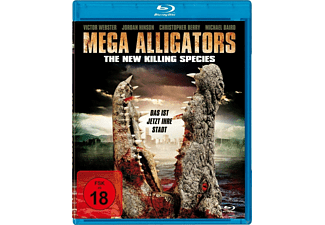 Mega Alligators-The New Killing Species - (DVD)