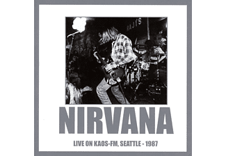 Nirvana - Live On Kaos-FM,Seattle 1987 (Picture Disc) - (Vinyl)