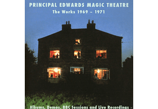 Principle Edwards Magic Theatre - The Works 1969-1971 (3CD Set) - (CD)